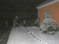 Vánoční strom - Velký Malahov