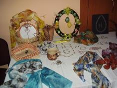 pouť Velký Malahov - výstavy