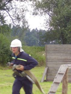 Setkání hasičů ve Velkém Malahově dne 26.8.2006